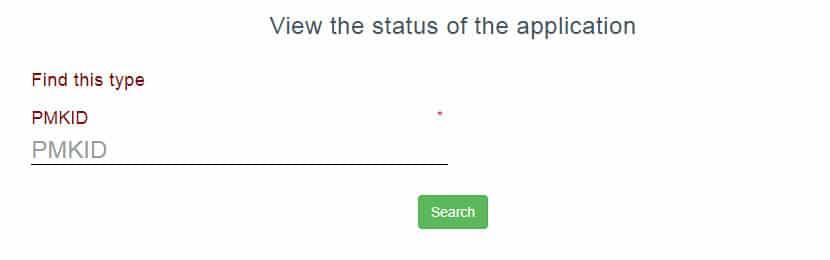 fruits pm kisan payment status checking