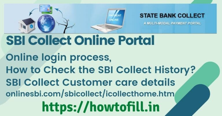 sbi collect online